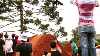 3° campeonato Dirt Jump - Pitanga - Paraná