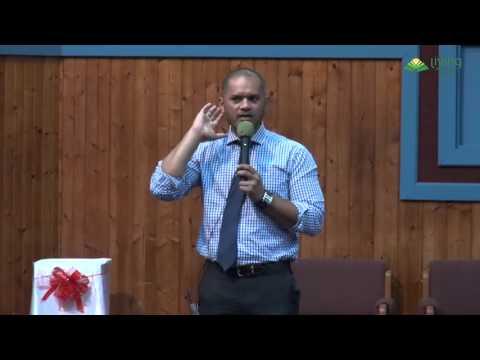 Elder Kili Silafau - American Samoa Studies - Session 9