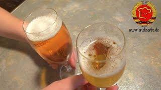 ostdeutsche Bierbowle nach DDR Rezept