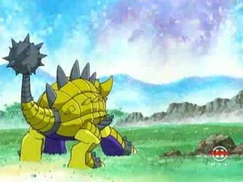 Digimon-Run Around