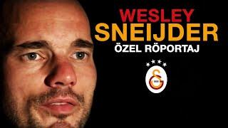 Özel Röportaj | Wesley Sneijder (29 Eylül 2016)