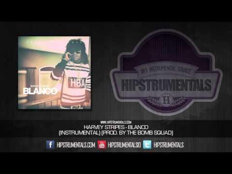 Harvey Stripes - Blanco [Instrumental] (Prod. By The Bomb Squad) + DL via @Hipstrumentals