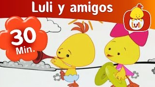 Luli y amigos- Capítulo especial de media hora  | Cartoon para Niños - Luli TV