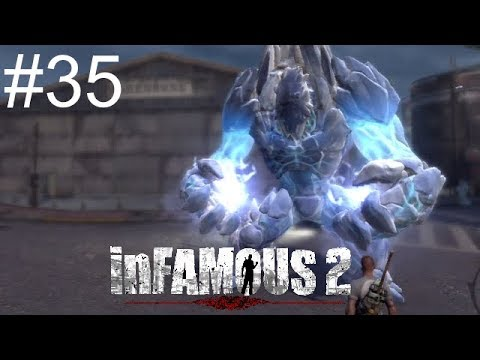 Lets Play InFamous 2 Part 35: They Grow Up So Fast