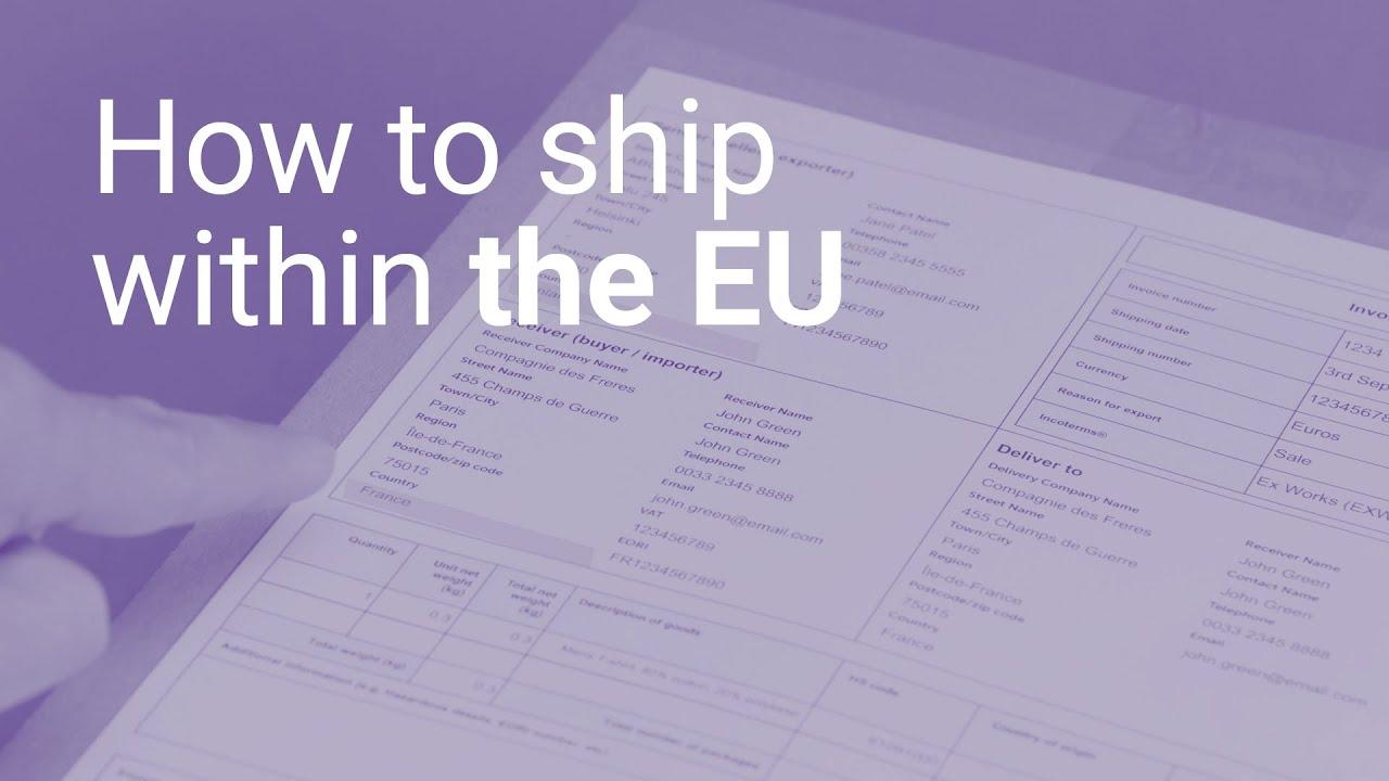 Replacement Shipping for Europe /& EU