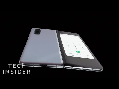 Samsung Unveiled Its Galaxy Fold: Here Are The Best Features Of The $1,980 Foldable Phone