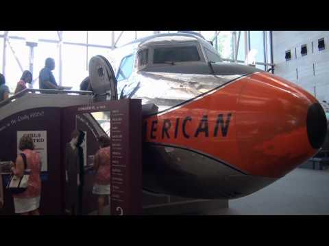 IFLYtheworld.com mini movie: Air & Space Museum