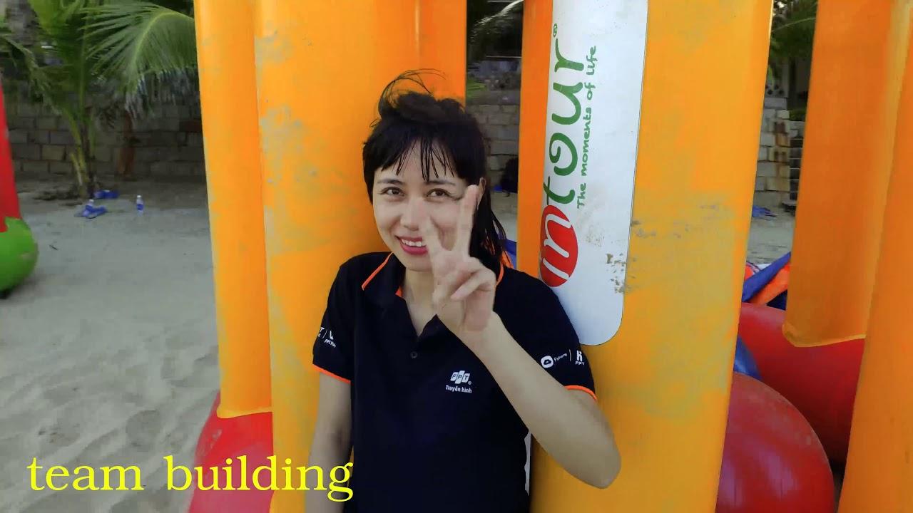 FPT Telecom – SG7 , Du Lịch biển Bình Thuận 8/2019.
