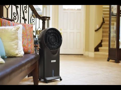 How To Perfectly Cool Your Home Without Air Conditioning - Luma Evaporative Cooler