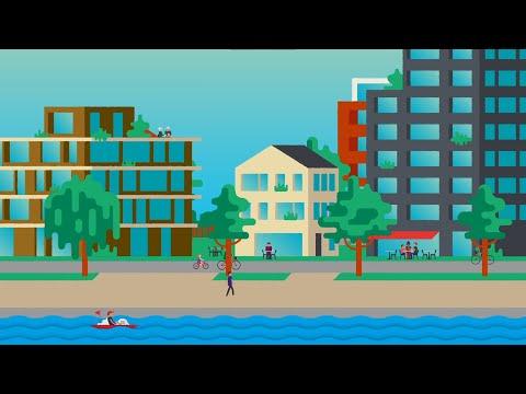 Strasbourg Deux Rives / Zwei Ufer - le grand projet urbain