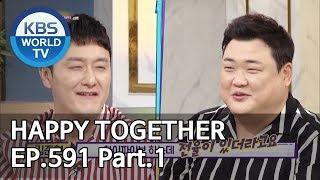 Happy Together I 해피투게더 EP.592 Part.1[ENG/2019.06.20]