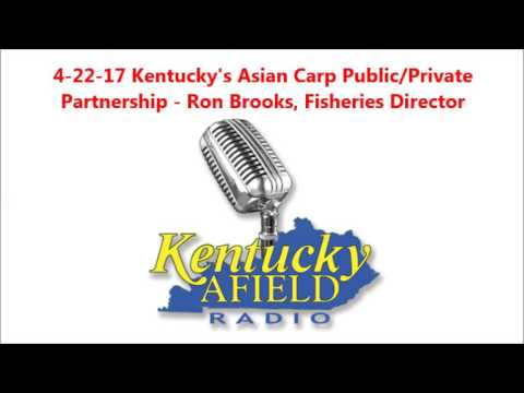 4-22-17 Kentucky's Asian Carp Public Private Partnership