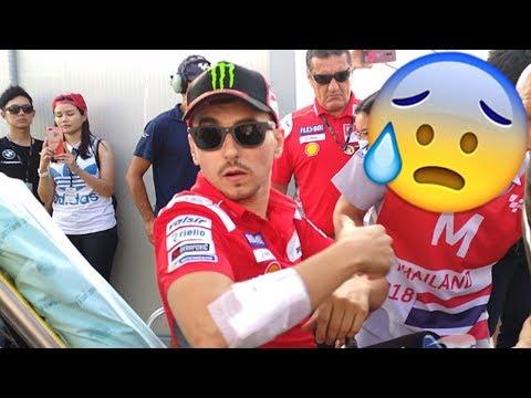 GAWAT !! Jorge Lorenzo Akhirnya Mundur dari MotoGP Malaysia Mp3
