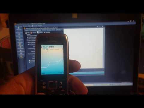Ako odblokovať nokiu E51 RM - 244 s cyclone boxom