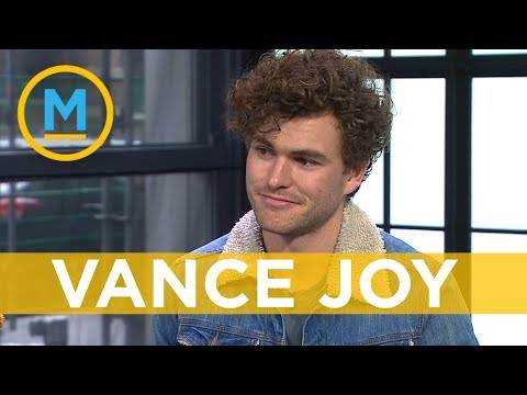 Vance Joy finally explains that Michelle Pfeiffer line | Your Morning