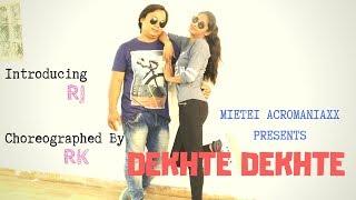 Dekhte Dekhte Dance Choreography ll Easy & Simple Bollywood Steps