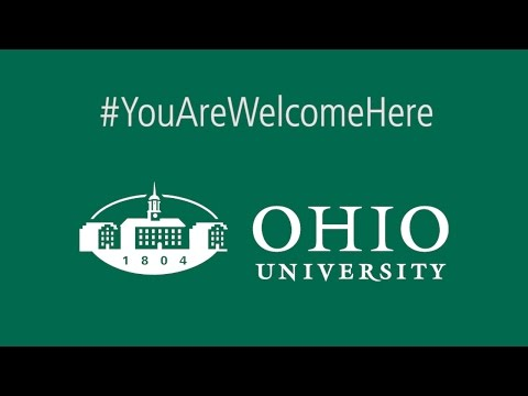 You Are Welcome Here at Ohio University