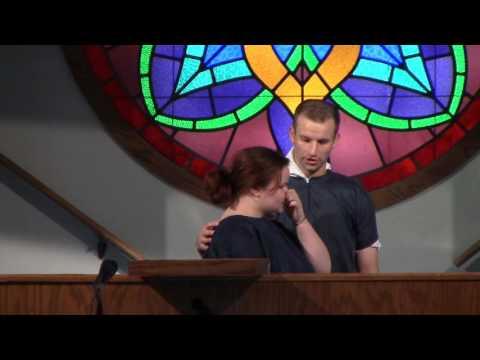 Natalie Stone Baptism