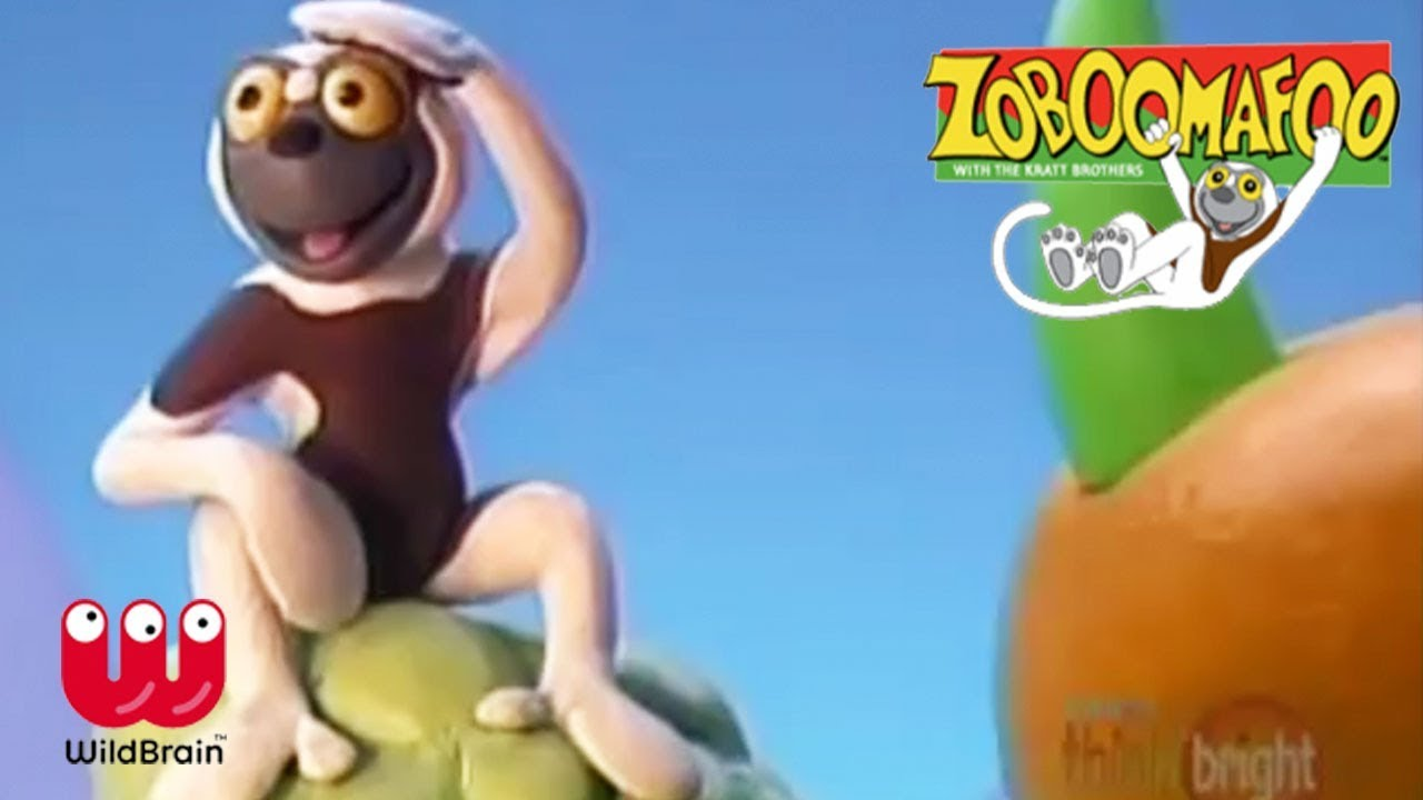 Zoboomafoo | Giant Elephant and Dinosaur Drama | Episode Animals For Kids
