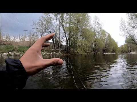 Salgo De Trabajar Y Me Voy Directo Al Río - Tiempo Para Pescar 1 Hora