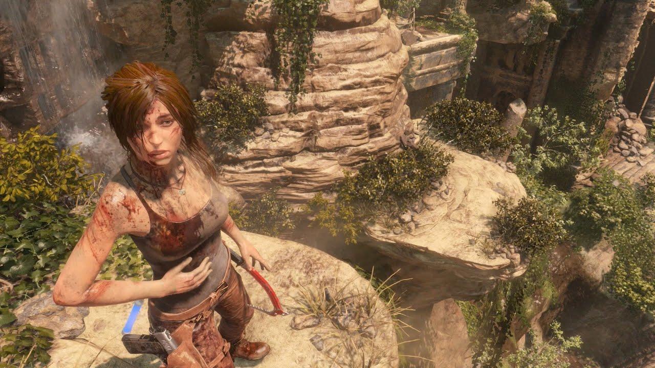 Rise Of The Tomb Raider Geothermales Tal überlebensverstecke