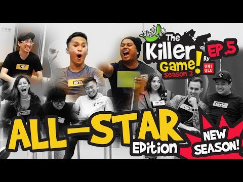 Killer Game by Uniqlo S2EP5 - ALL-STAR Edition