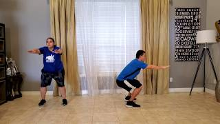 All Star Basketball   Calisthenics & Lower Body Exercises