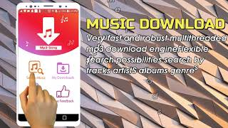Mp3 Music Downloader & Music Player(For Android)