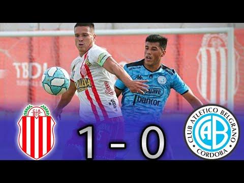 Primera Nacional : BARRACAS CENTRAL 1 - 0 BELGRANO   (El Gol) - YouTube