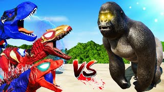 King Kong Vs Captain America T…