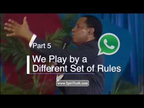 Pastor Chris Teaching Episode 28 - Christ Consciousness from YouTube · Duration:  4 minutes 29 seconds