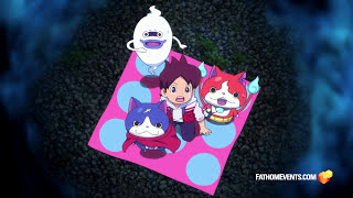 YOKAI WATCH: THE MOVIE Full Trailer
