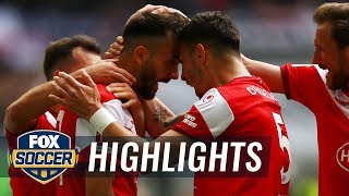 Fortuna Düsseldorf vs. Werder Bremen | 2019 Bundesliga Highlights