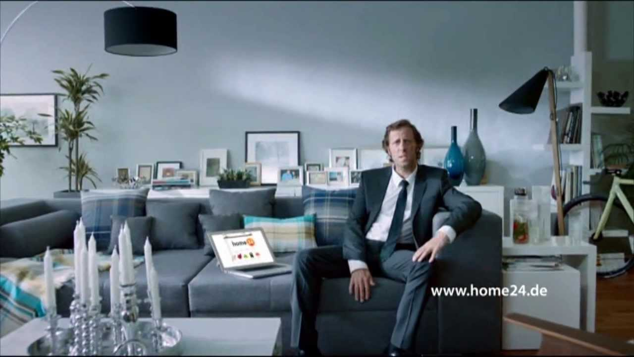 Home24 Home 24 Das Beste Möbelhaus Ist Bei Dir Zuhaus Werbung 2012