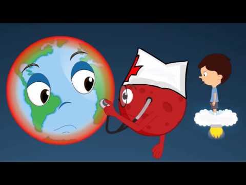 Penyebab Dampak Cara Menanggulangi Global Warming Youtube