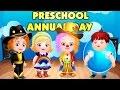 Baby Hazel Game Movie - Baby Hazel Preschool Annual Day - Dora the Explorer