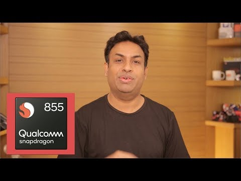 Qualcomm Snapdragon 855 SOC Overview