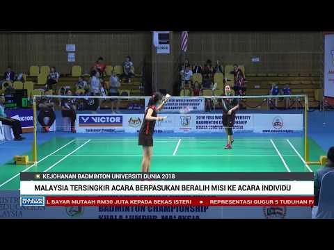 Malaysia Gagal Meneruskan Rentak Kemenangan
