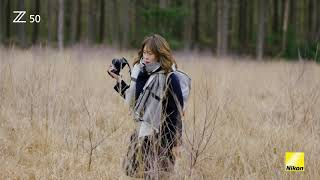 Nikon Z 50 | Één camera. Drie verhalen.