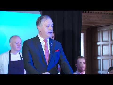 Peter Barnetson of Skibo Castle is 2015 KP of the Year