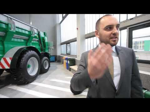 Лазар Лазов - Управител на фирма Агротайм Техник - сервизен център град Исперих