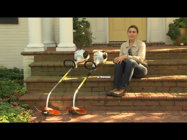 How to Start a STIHL Trimmer