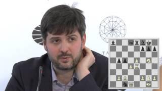 Round 6 Anand & Svidler   Candidates Tournament 2016