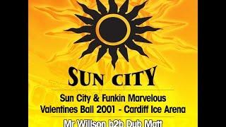 Old Skool Uk Garage mix SUN CITY Cardiff live - Mr Willson b2b Dub-matt - Mc