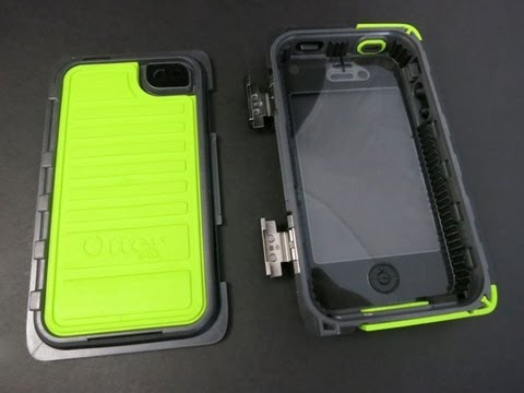 finest selection 5580b b9f8e Otterbox Armor Series Case for iPhone 5 - Review