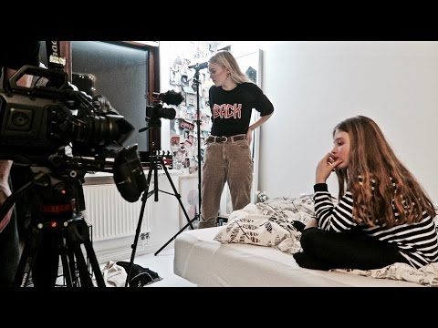 HVERDAGS VLOG - Splay møde, Christiania, filmhold m.m.