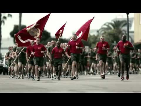 "2017 Marine Corps commercial: ""We Make Marines"""