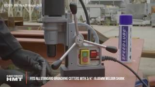 HMT MAX30 Mag Drill - The Market leading, Industrial compact Magnet Drill