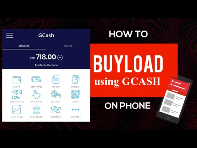 3 23 MB] How to BUYLOAD using GCASH on smartphone, Download