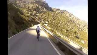 Joe Beer Bike Week in Majorca Sa Colobra With Nick Craig March 2013